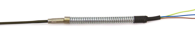 TIPO Nº 3: Tubo metálico galvanizado.